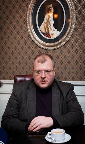 Чупахин Сергей (Dom International)