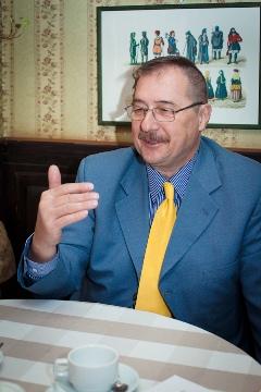 Юрий Чеботарев (трейдер, Chebotarev Lab)