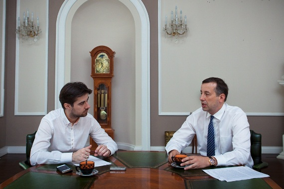 Кирилл Безверхий (Lion International), Дмитрий Камболин (Systematic Alpha)