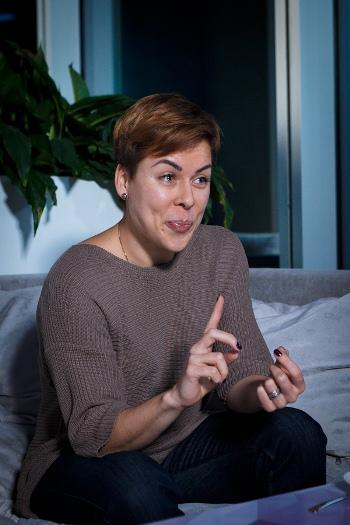 Наталья Смирнова, финансовый советник
